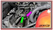 Symptoms of a Failing Crankcase Vent Filter