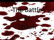 Battle of Shiloh- Jenna