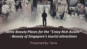 Beauty of Singapore's tourist attractions - Some Beauty Places