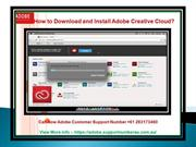 How to Download and Install Adobe Creative Cloud?