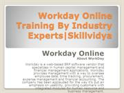 Workday Online Training By Industry Experts