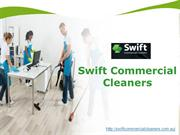 Swift Commercial Cleaners