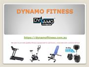 Dynamo Fitness - Gym And Fitness Equipment