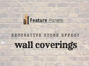 Decorative Stone Effect Wall Coverings