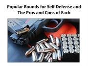 Popular Self Defense And Pros And Cons-converted