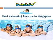 Best Swimming Lessons in Singapore