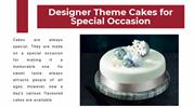 Discover Amazing Cakes for Special Occasions