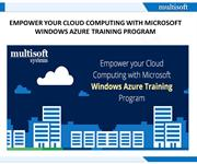 Seven Amazing benefits of Cloud computing @ Multisoft Systems
