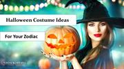 Halloween Costume Ideas for Your Zodiac