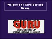 Hot Water Tank Service Surrey - Guru Service Group