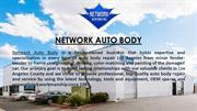 Certified Collision Repair Center Los Angeles