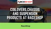 Best Coilovers or Other Chassis and Suspension Products at RaceShop