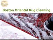 Rug Cleaning Boston