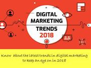 Digital Marketing Trends in 2018