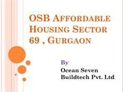 OSB Affordable Housing Sector 69 , Gurgaon