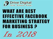 Facebook Marketing Strategy For Business