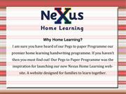 Home Learning Educational Toys
