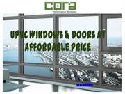 Buy uPVC Windows and Doors for Decor your Home