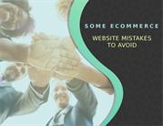 Some eCommerce Website Mistakes to Avoid
