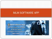 MLM Matrix Plan | MLM Software App