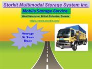 Flexible Moving Storage Container Services In Vancouver