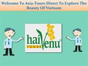 Vietnam Tours, Holidays and Vacations