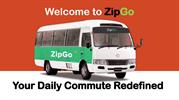 AC Bus Service for Daily Commute - Shuttle Bus Service