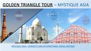 Golden Triangle Tour Packages | Golden Triangle Tour - Mystique Asia
