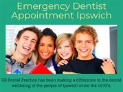 Emergency Dentist Appointment Ipswich