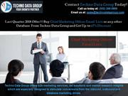 Chief Marketing Officer Email Lists | CMO Mailing Lists