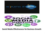 Social Media Effectiveness for Business growth