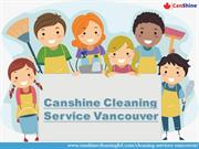 Residential Cleaning Services Vancouver bc