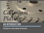 A Proper Guide on Cadmium Plating Service