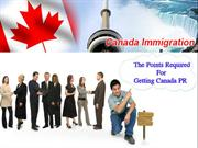 Canada Immigration Points Required for Getting Canada PR - MoreVisas