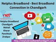Netplus Broadband - Best Broadband Connection in Chandigarh