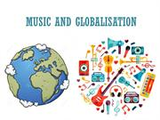 Music and globalisation