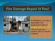 Water Cleanup St Paul