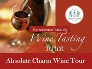 Absolute Charm Wine Tours - Wine Tasting Packages