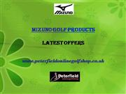 Mizuno Golf Products - Latest Offers fro