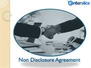 You need to know about Non Disclosure Agreement-Enterslice