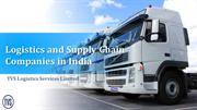 logistics and supply chain companies in india