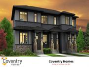 New Home Builders Edmonton - Coventry Homes