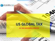 US Global Tax - US Tax Advisor London