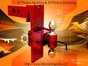 3D Product Rendering and 3D Product Modeling