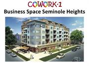 Business Space Seminole Heights