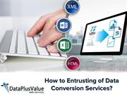 Manage a Business with Data Conversion Services