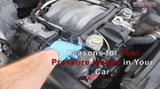 Reasons for Fuel Pressure Issues in Your Car
