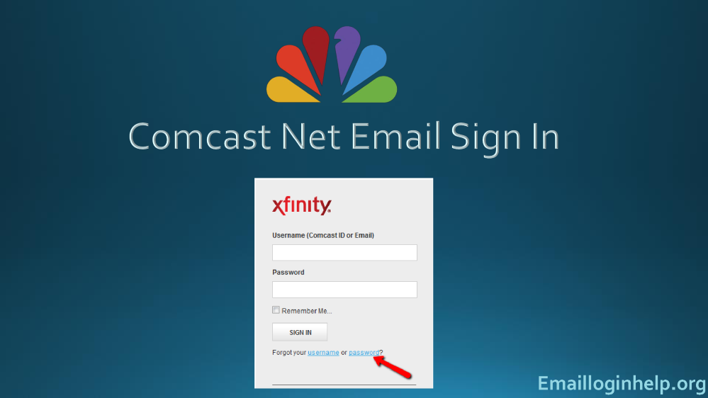 Comcast Net Email Sign in |authorSTREAM