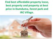 Find best affordable property lease, best property and property at bes