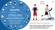 Benefits Of Joining A Fitness Class - Eastpointe Health and Fitness